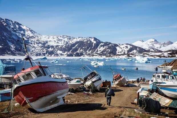 Арктическая жара. Что стоит за сенсационным предложением Трампа о покупке Гренландии?