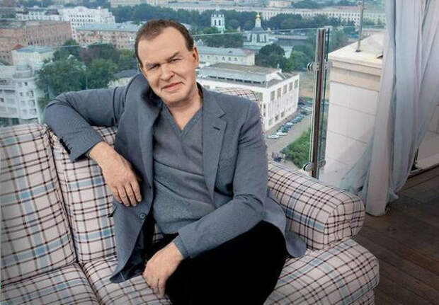 Александр Боровиков