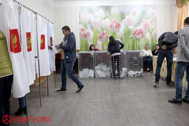 Избирательный участок №441 (санаторная школа-интернат) 3