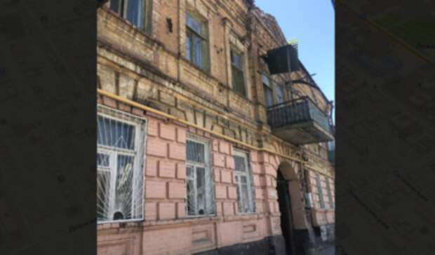 ВРостове назвали причину сноса старинного дома наСтаниславского