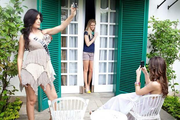 За кулисами конкурсов красоты (48 фото)