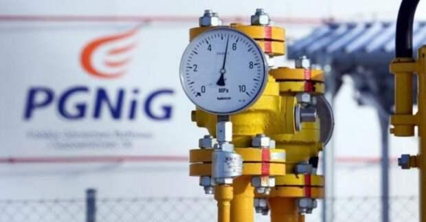 Польша нарывается на большой газовый конфликт с Германией