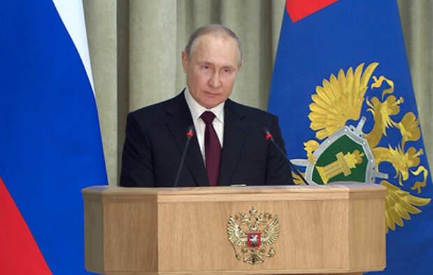 Путин призвал оценить эффект от реализации посланий Федсобранию