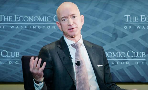 Богатейший человек на Земле Джефф Безос покидает пост главы Amazon