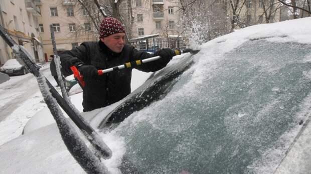 Лед не намерзнет на стекло, если оно натерто луком. /Фото: auto.geenius.ee