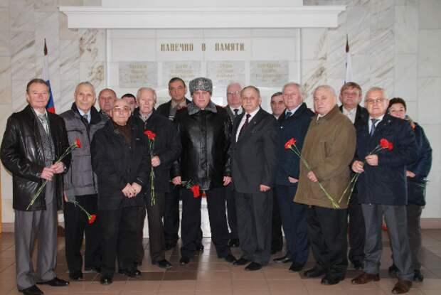 В УВД по САО состоялась встреча с ветеранами в честь Дня сотрудника органов внутренних дел