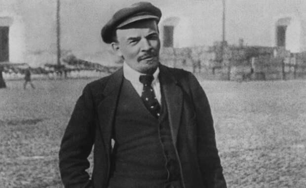 Был ли Ленин на самом деле бастардом