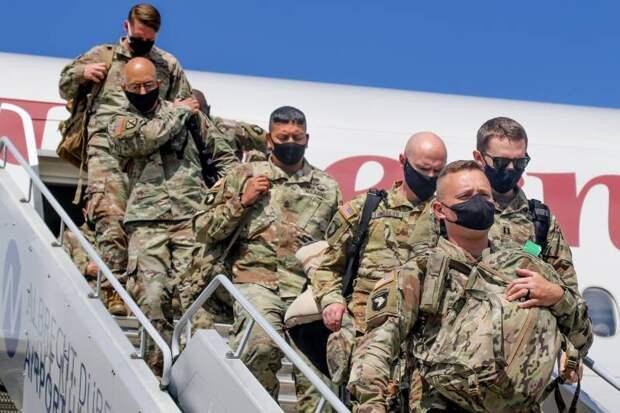 «Дальше от границ России»: на Западе комментируют перенос американского штаба из Германии в Бельгию