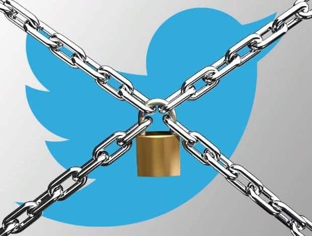 Сколько можно это терпеть? – Twitter заблокировал очередной российский аккаунт