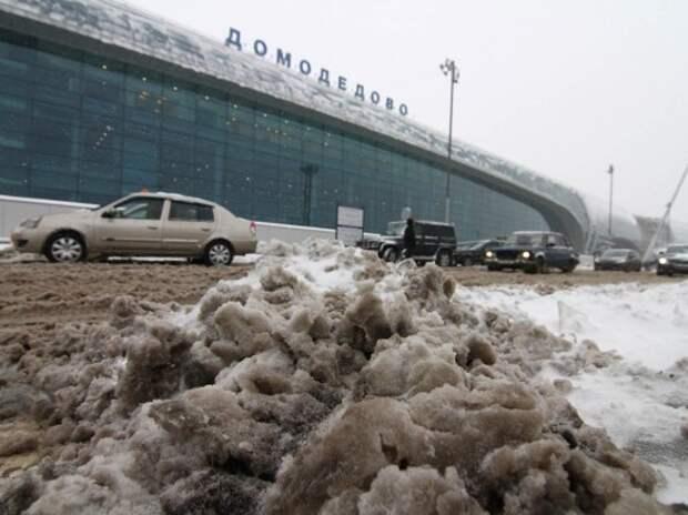 Платная полоса может появиться на трассе в аэропорт Домодедово