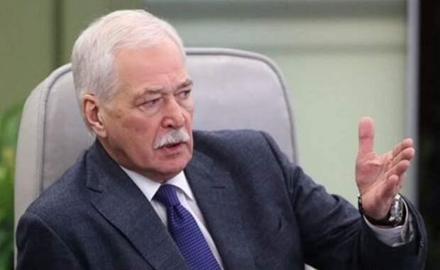 Украинская сторона провоцирует военный сценарий наДонбассе— Грызлов