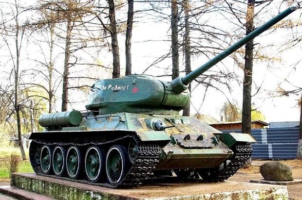 Назван обеспечивающий преимущество перед немцами секрет башни Т-34