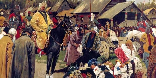 Золотые ярлыки: кто дольше нас платил дань татарам?
