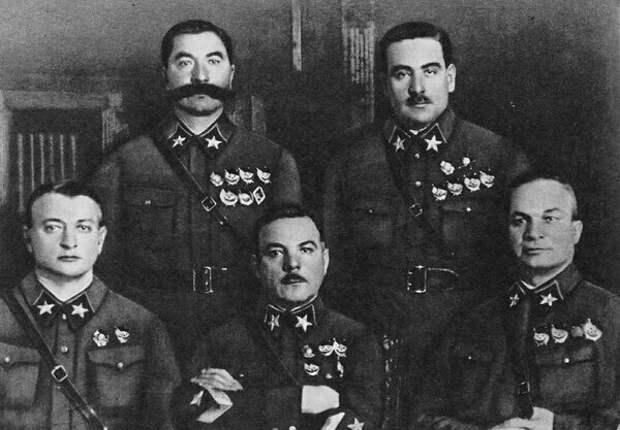 6 советских командармов, которые могли изменить начало Великой Отечественной войны