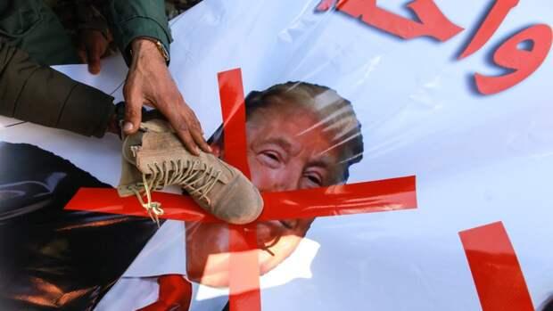 Население Ближнего Востока готово дать отпор американскому агрессору