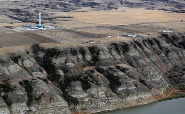 США сланцевая добыча Permian