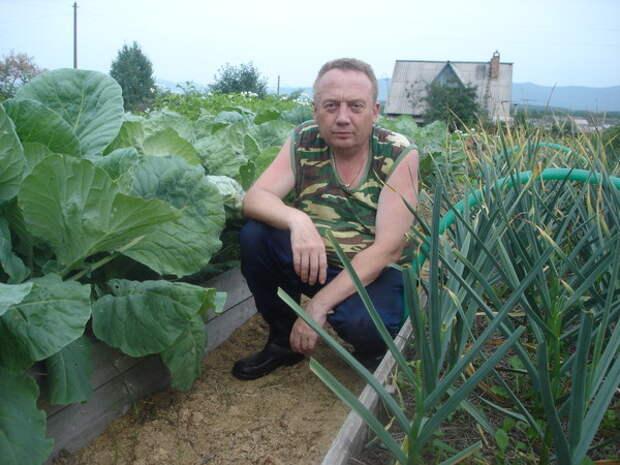 Чудо-огород Игоря Лядова