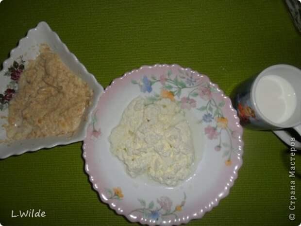 Кулинария Мастер-класс Рецепт кулинарный Кальцинированный творог МК Продукты пищевые фото 9