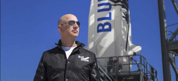 Полет Джеффа Безоса в космос стал маркетинговой победой Omega — WSJ