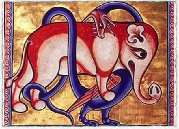 Физиолог. XII—XIII вв.