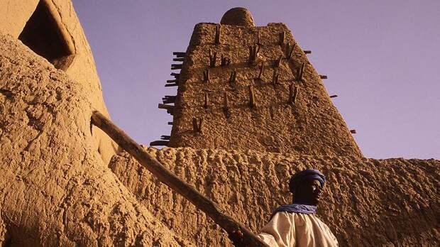 Гонорар архитектору за постройку мечети Джингеребер измерялся десятками, если не сотнями килограммов золота