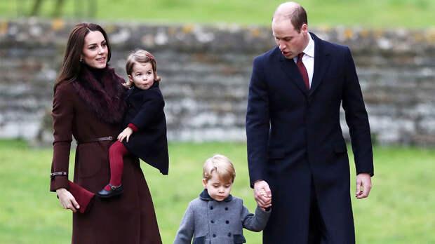 Повторяет судьбу отца: принц Уильям привел любовницу на самое важное событие в жизни Кейт Миддлтон