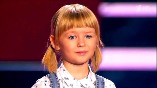 Звезда «Голос. Дети» споет в  новогоднем шоу «Союзмультфильма»