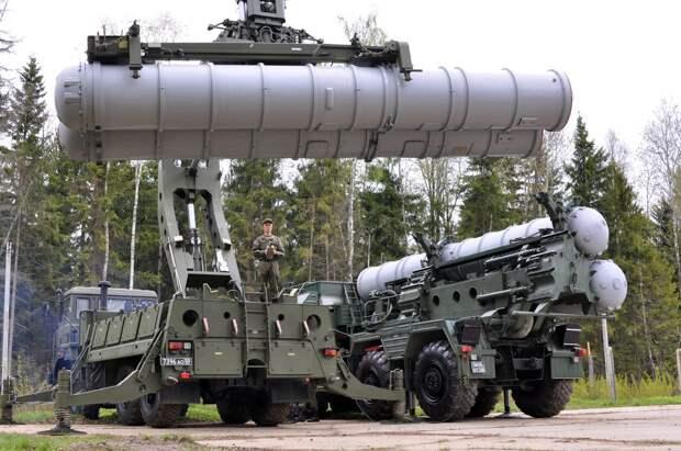 """Иран разочарован провалом своих систем ПВО и хочет купить у России С-400 """"Триумф"""""""