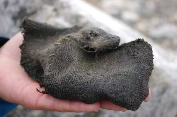 Во льдах Норвегии найдены вещи викингов