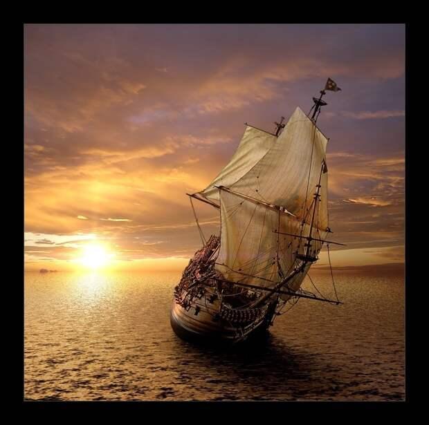 Корабль на час