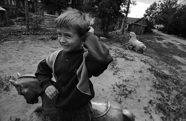 Фотограф Евгений Канаев: «Казань и казанцы в 90-е» 17