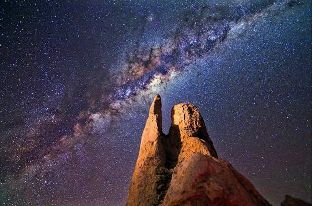 Чем удивительна наша Галактика? 8 занимательных фактов о Млечном Пути