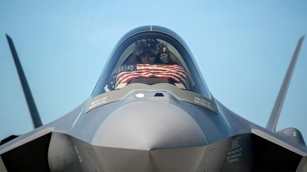 В США оценили возможности F-35 в случае конфликта НАТО с Россией