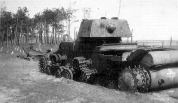 тяжелый танк КВ-1