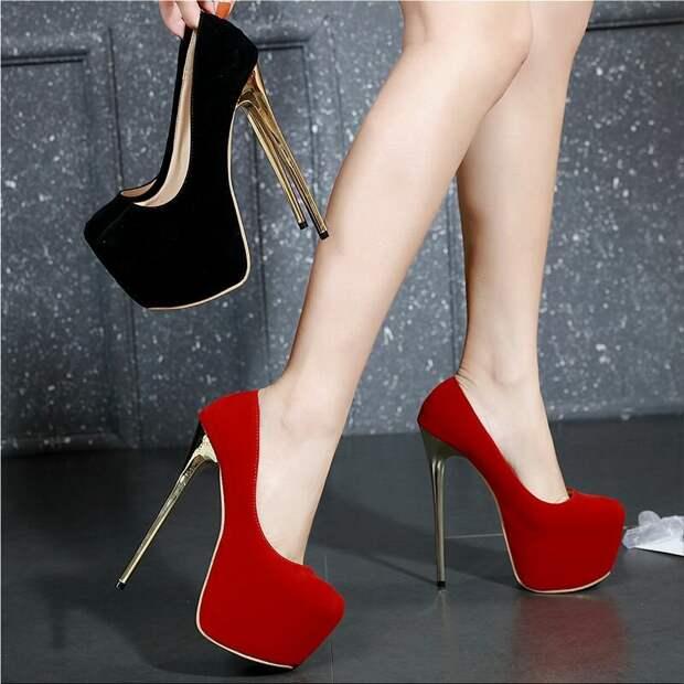 Зато в них удобно стоять! 5 продуктов чтобы красивые туфли стали комфортными