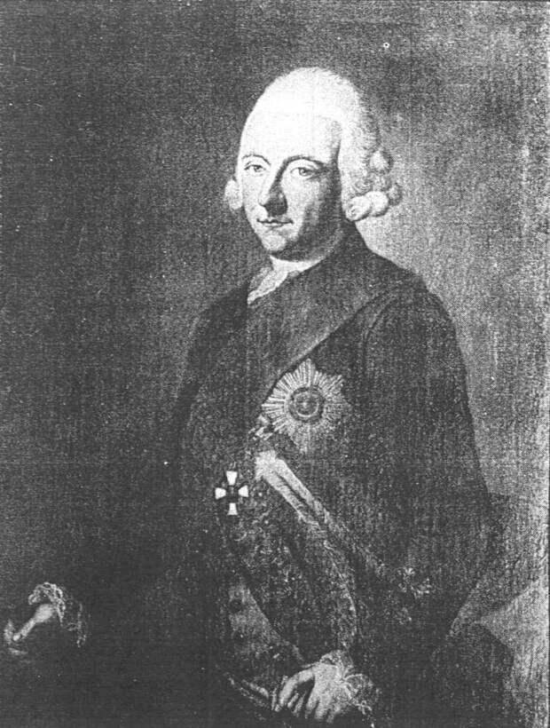 Взятие Берлина в 1760 году