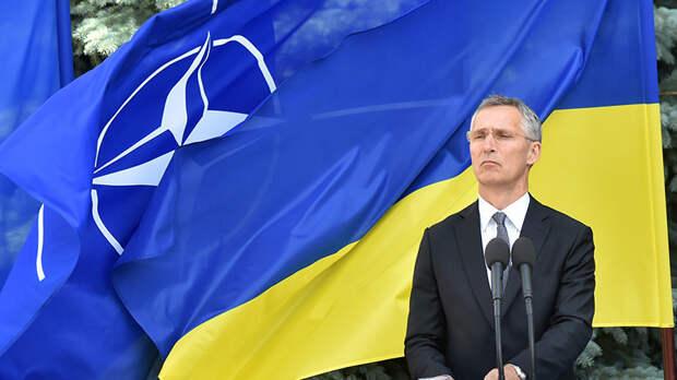 Венгрия обратилась к НАТО насчёт Украины
