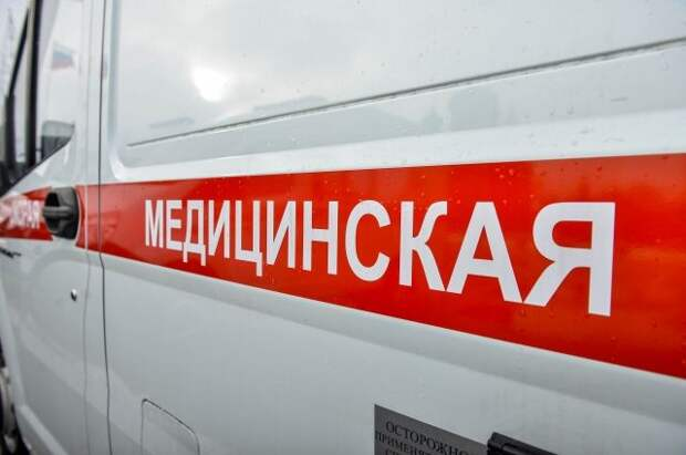 В Томске на ребенка упала штанга уличного тренажера