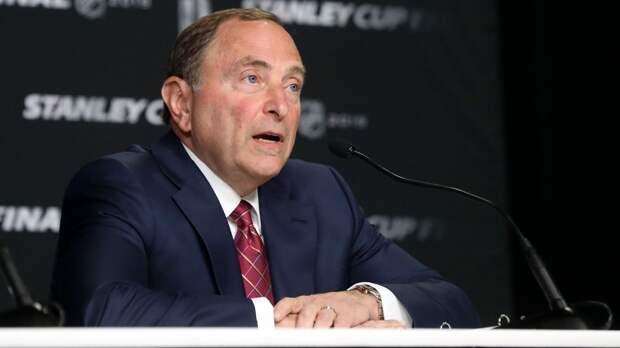 Комиссионер НХЛ принес соболезнования по случаю кончины отца Уэйна Гретцки