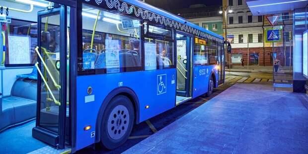 Изменился номер автобусного маршрута 206К
