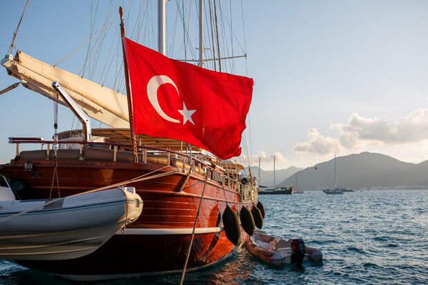 Турция пытается обойти конвенцию по проливам в Чёрное море
