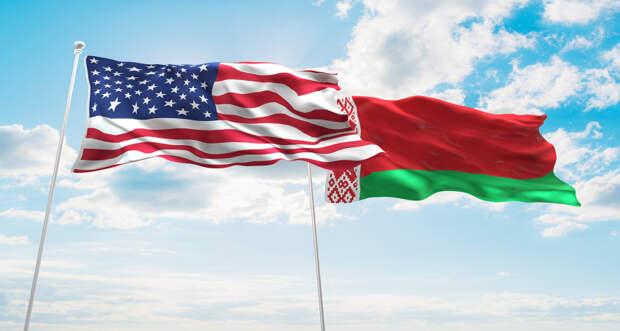 Америка не уважает суверенитет Белоруссии
