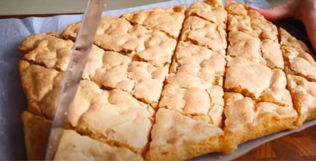 Знаменитое польское печенье: как готовлю его я! Быстрое печенье Мазурка к чаю