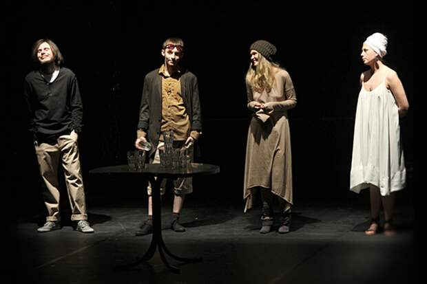 Спектакли лауреатов премии «Прорыв» в Москве