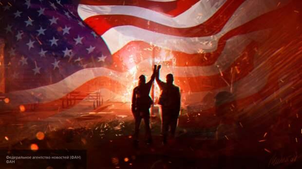 «Демократы готовы поджечь полстраны»: Вассерман о том, почему США теряют мировую гегемонию