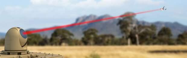 Новые боевые лазеры от General Atomics