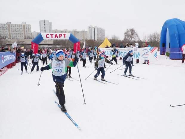 На спорте: СЗАО занял первое место в Москве по итогам спартакиад