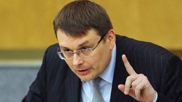 Депутат Фёдоров: Путин не хочет пенсионной реформы, а хочет её русский народ. Оцените полет мысли