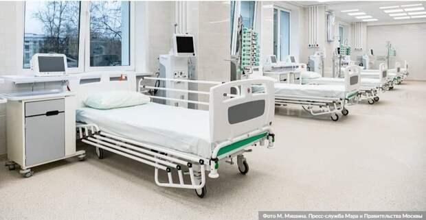 Москва открыла уникальный сервис по определению тяжести пневмонии