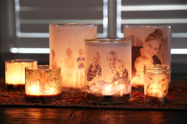 Светящиеся семейные светильники из лучших наших укусов